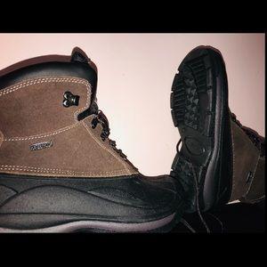 Smiths men's waterproof boots